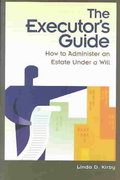 The Executor's Guide 0 9780275982034 0275982033