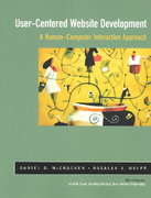 User-Centered Web Site Development 1st Edition 9780130411617 0130411612