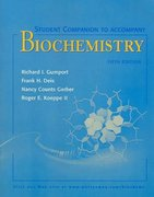 Student Companion to accompany Biochemistry, Fifth Edition 5th edition 9780716743835 0716743833