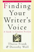 Finding Your Writer's Voice 0 9780312151287 0312151284