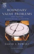 Boundary Value Problems 5th edition 9780125637381 0125637381