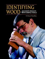 Identifying Wood 1st Edition 9780942391046 0942391047