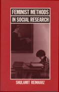 Feminist Methods in Social Research 1st edition 9780195073867 019507386X