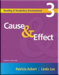 Cause & Effect 4th Edition 9781413004168 1413004164