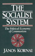The Socialist System 0 9780691003931 0691003939