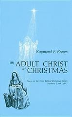 An Adult Christ at Christmas 1st Edition 9780814609972 081460997X