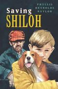 Saving Shiloh 1st Edition 9780689814600 0689814607