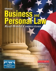 Business and Personal Law, Student Edition 1st Edition 9780078743696 0078743699