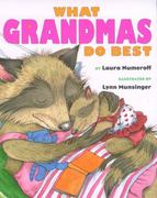 What Grandmas Do Best 0 9780689847004 0689847009