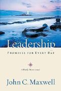 Leadership Promises for Every Day 1st Edition 9780849995941 0849995949
