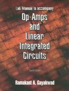 Op-Amps and Linear Integrated Circuits 4th edition 9780132808682 0132808684