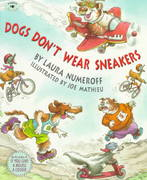 Dogs Don't Wear Sneakers 0 9780689808746 0689808747