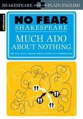 Much Ado about Nothing 1st Edition 9781411401013 1411401018