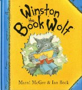 Winston the Book Wolf 1st edition 9780802795694 0802795692