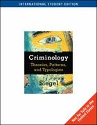 Criminology 10th edition 9780495600312 0495600318