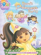 Dora's Princess Party 1st edition 9781416990451 1416990453