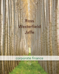 Corporate Finance with S&P card 9th edition 9780077337629 007733762X