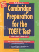 Cambridge Preparation for the Toefl Test 3rd edition 9780521784009 052178400X
