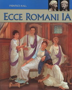 Ecce Romani 09 Level 1a Se 4th edition 9780133610925 0133610926
