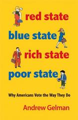 Red State, Blue State, Rich State, Poor State 0 9780691143934 0691143935