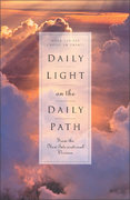 Daily Light on the Daily Path 1st Edition 9780310231110 0310231116