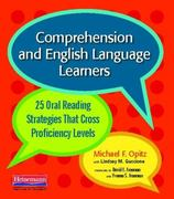 Comprehension and English Language Learners 0 9780325026787 0325026785