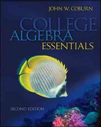 College Algebra Essentials 2nd edition 9780077297909 0077297903