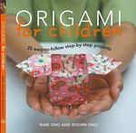 Origami for Children 0 9781906525804 1906525803