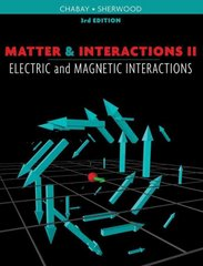 Matter and Interactions 3rd edition 9780470503461 0470503467
