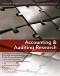 Accounting and Auditing Research Tools and Strategies