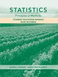 Statistics - Principles and Methods