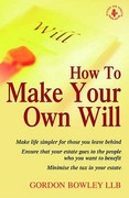 How to Make Your Own Will 4th edition 9781845283797 1845283791