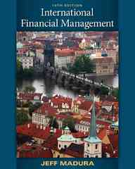 International Financial Management 10th edition 9781439038338 1439038333