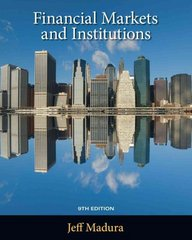 Financial Markets and Institutions (with Stock Trak Coupon) 9th edition 9781439038840 1439038848