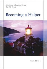 Becoming a Helper 6th Edition 9781111790615 1111790612