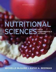 Nutritional Sciences 2nd edition 9780324598643 0324598645
