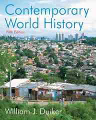 Contemporary World History 5th edition 9780495572718 0495572713