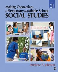 Making Connections in Elementary and Middle School Social Studies 2nd Edition 9781412968560 1412968569