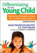 Differentiating for the Young Child 2nd Edition 9781412975568 1412975565
