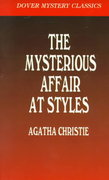 The Mysterious Affair at Styles 1st Edition 9780486296951 0486296954
