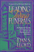 Leading Today's Funerals 0 9780801090325 0801090326