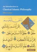 An Introduction to Classical Islamic Philosophy 2nd Edition 9780511032028 0511032021