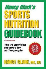 Sports Nutrition Guidebook 4th Edition 9780736074155 0736074155