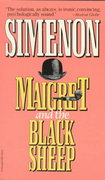 Maigret and the Black Sheep 0 9780156551380 0156551381