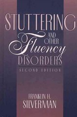 Stuttering and Other Fluency Disorders 2nd edition 9780205175147 0205175147