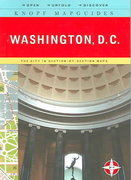 Knopf MapGuide: Washington, D.C. 0 9780375711237 0375711236
