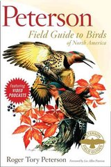 Peterson Field Guide to Birds of North America 11th Edition 9780618966141 0618966145