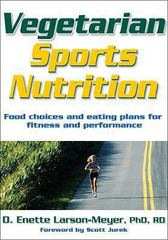 Vegetarian Sports Nutrition 1st edition 9780736063616 0736063617