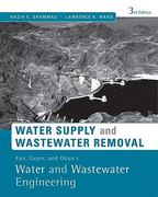 Fair, Geyer, and Okun's, Water and Wastewater Engineering 3rd Edition 9781118139639 1118139631