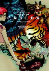 Fables: The Deluxe Edition Book One 1st Edition 9781401224271 140122427X